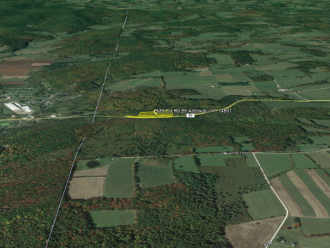 Freeman Ekland Rd Map 2 www.WeSellNewYorkLand.com