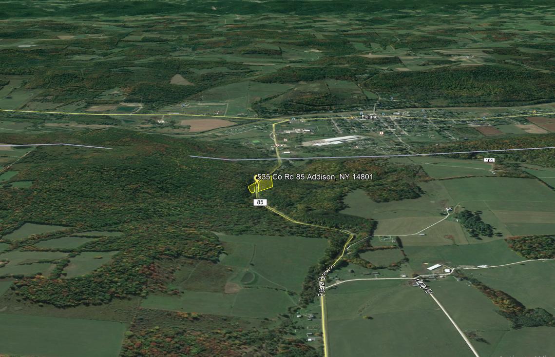 Freeman Ekland Rd Map 3 www.WeSellNewYorkLand.com