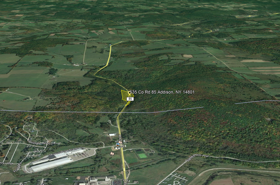 Freeman Ekland Rd Map 4 www.WeSellNewYorkLand.com