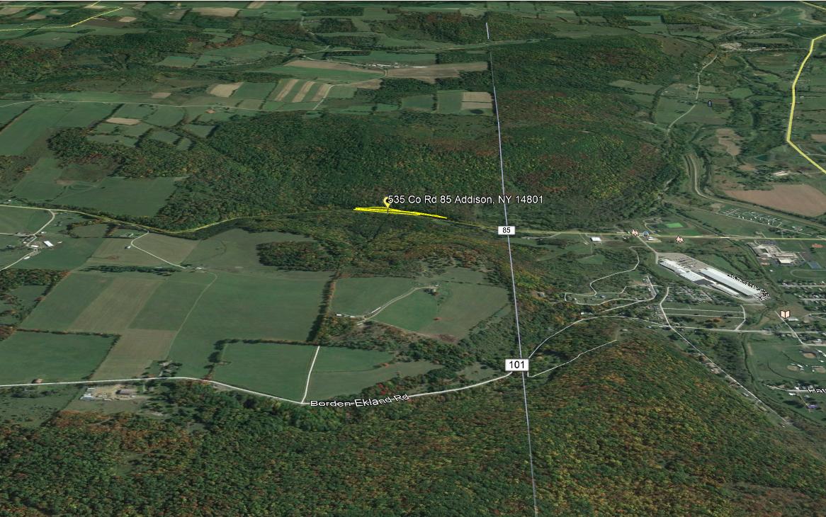 Freeman Ekland Rd Map 5 www.WeSellNewYorkLand.com