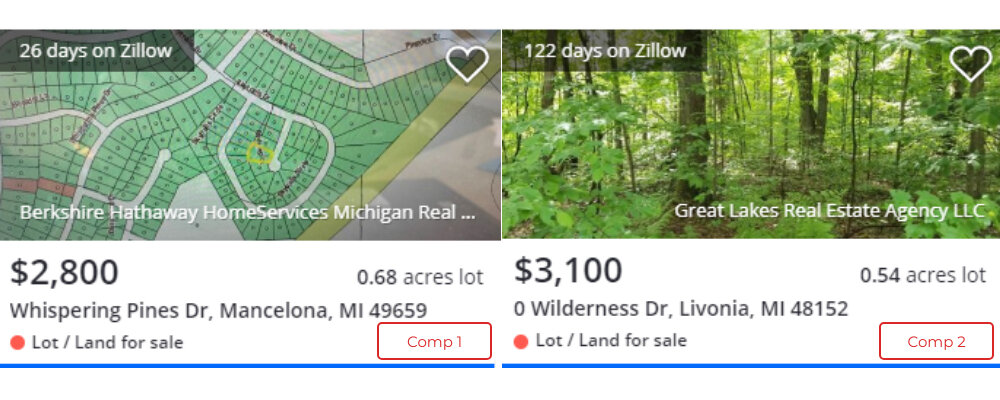 Lot 146 Wilderness Dr, Mancelona, MI 49659