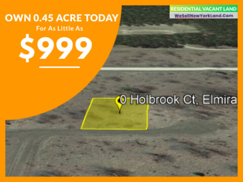 Land For Sale Lot 984 Holbrook Ct, Elmira, MI
