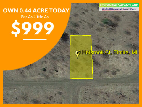Lot 985 Holbrook Ct, Elmira, MI
