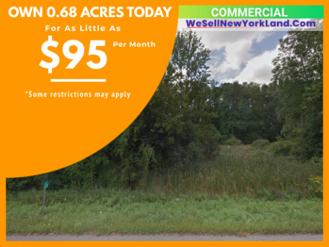 Land For Sale Route 31, Lyons, NY