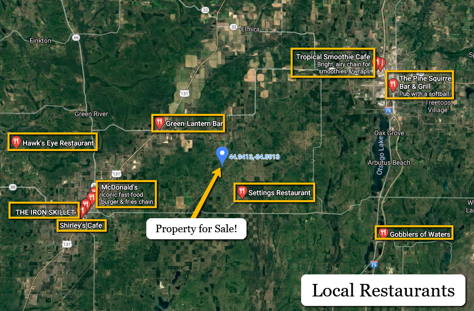 Lakes of the North Lot 424 Sky Trail Dr. Mancelona, MI Land For Sale Main 12