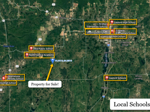 Lakes of the North Lot 424 Sky Trail Dr. Mancelona, MI Land For Sale Main 13