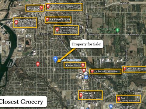Land For Sale 1038 Superior St Benton Harbor, MI 4902 Main 12