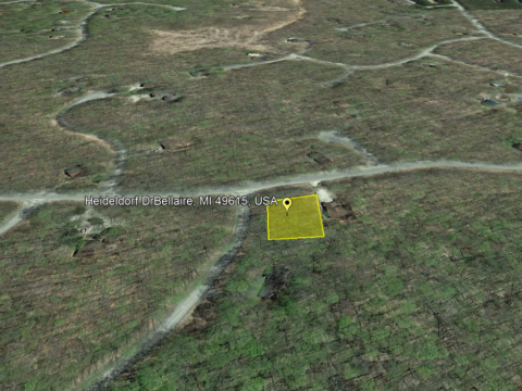 Shanty Creek Land For Sale Lot 10 Heideldorf Dr Bellaire MI