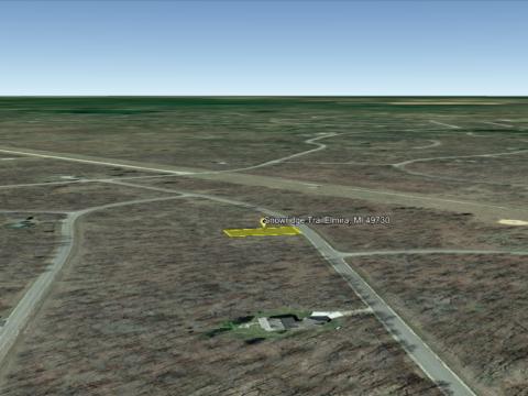 Lot 256 Snowridge Trail Elmira, MI
