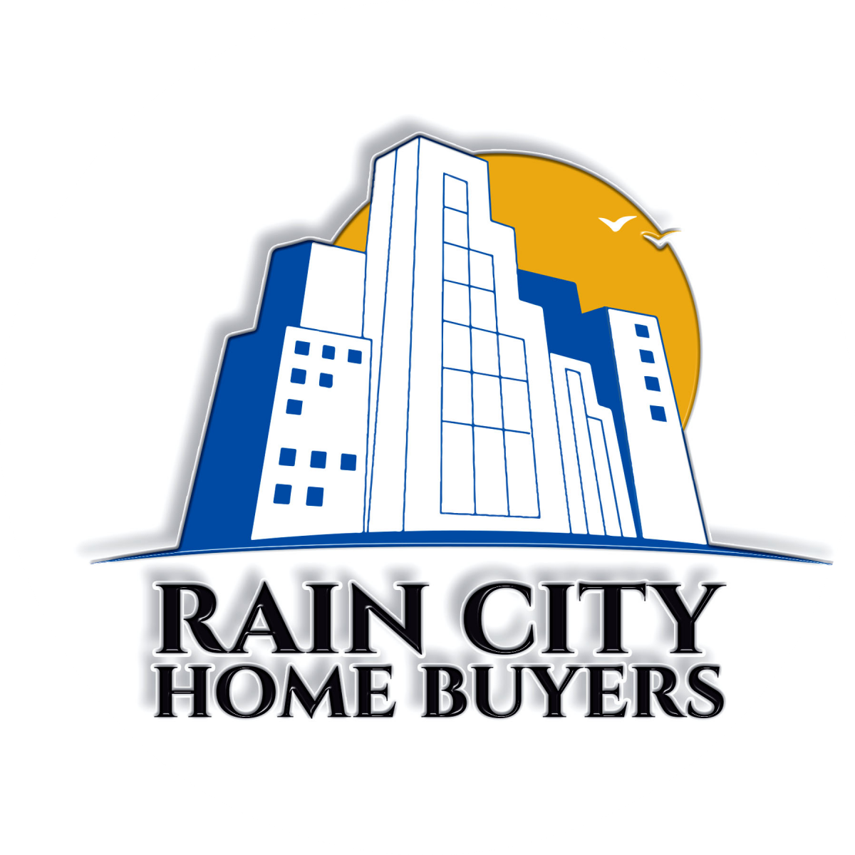 Rain City Home Buyers  logo