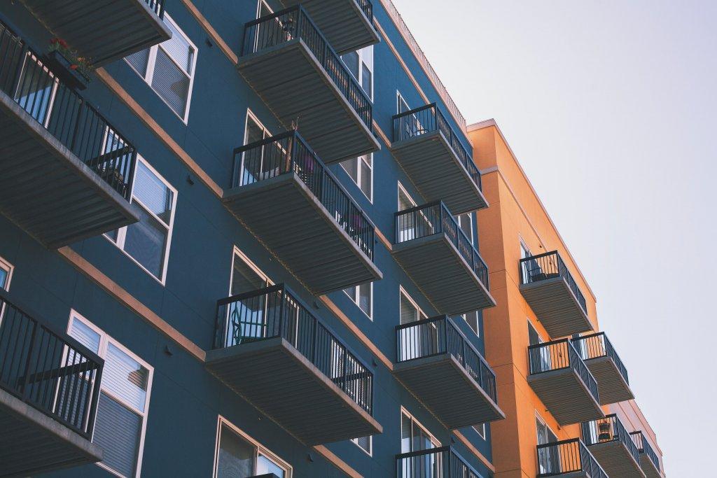 Tenant buildings in Houston