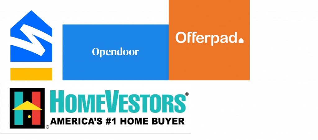 ibuyer compared to cash home buyers