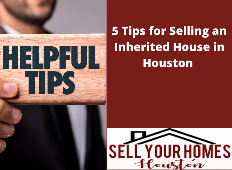 tips for selling house in Houston