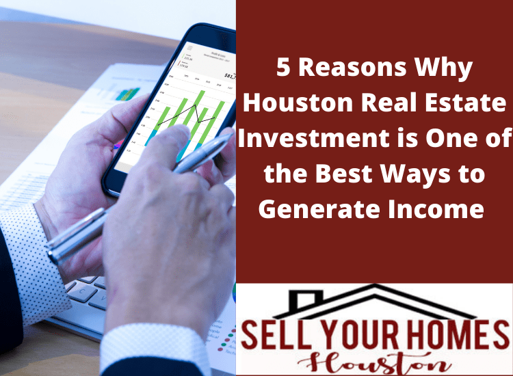 real estate investment in Houston