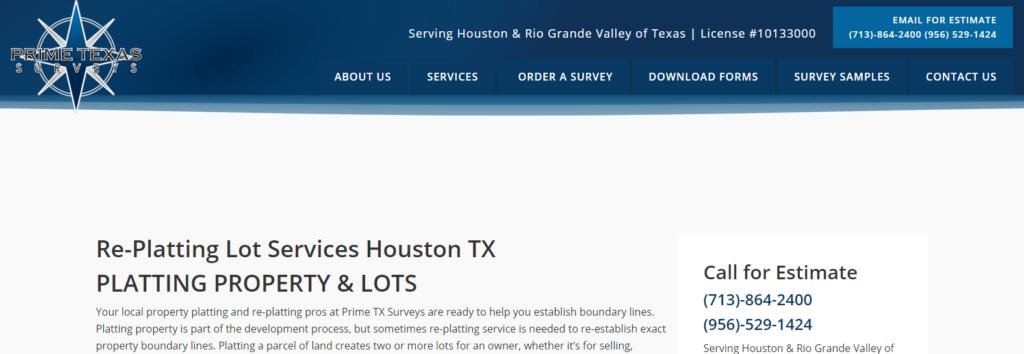 prime texas surveys