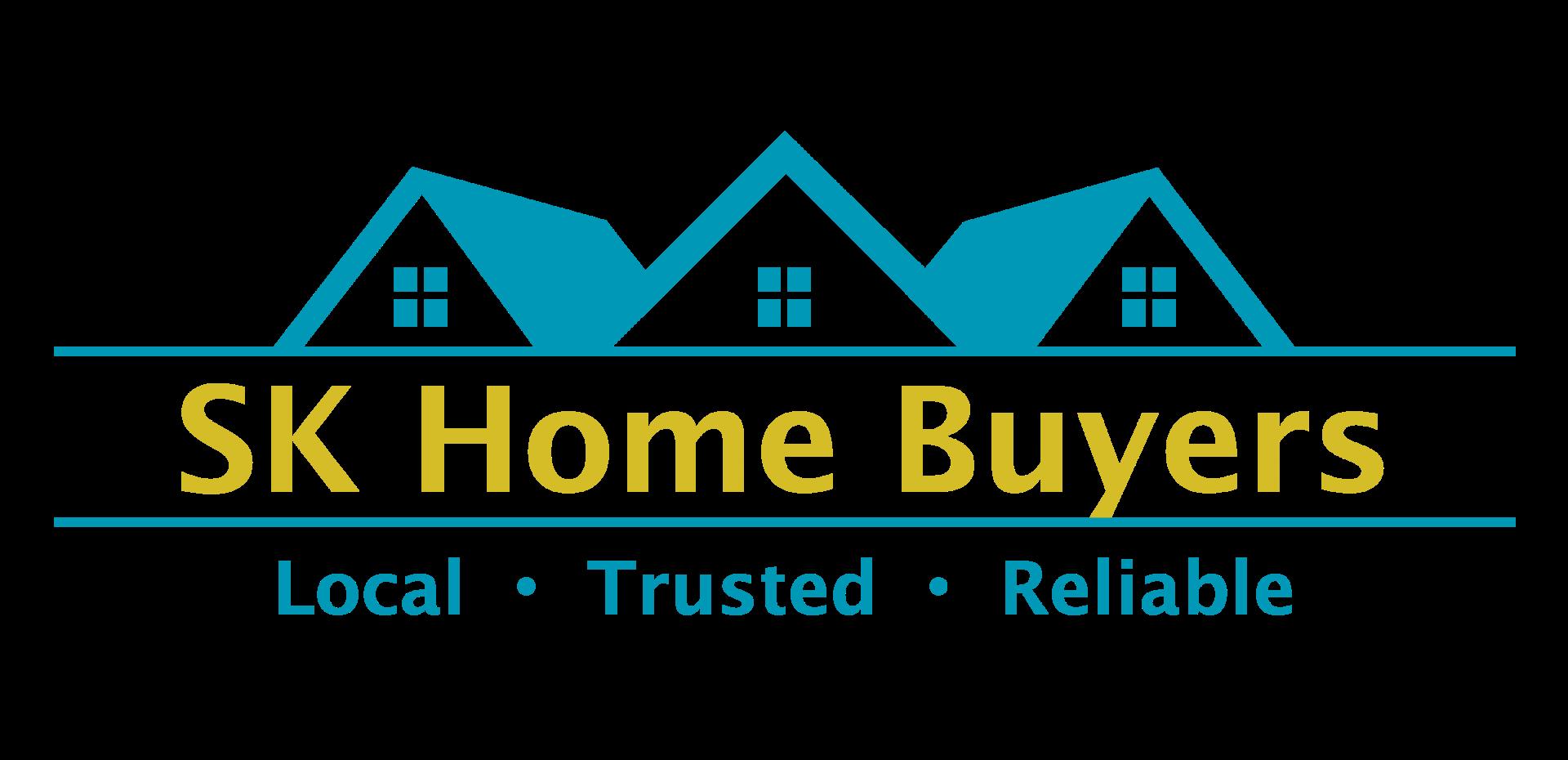 SK Home Buyers logo