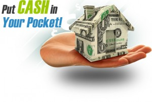 CASH IN YOUR POCKET