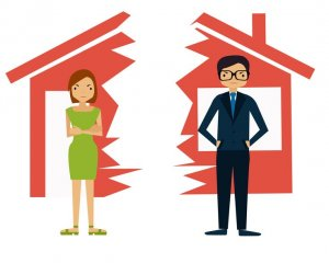 Divorce and Real Estate - A Rough Road