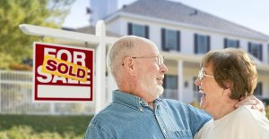 sell your house before retirement