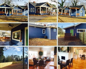 bungalow in peachcrest - after pics