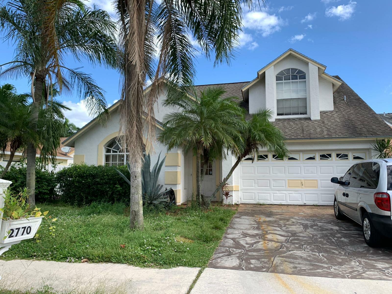 2770 Foxhall Dr W, West Palm Beach, FL 33417