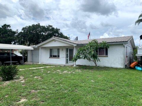 1281 Orangeview Lane, Holiday, FL 34691