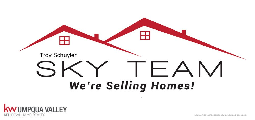 Troy Schuyler – Sky Team Real Estate logo