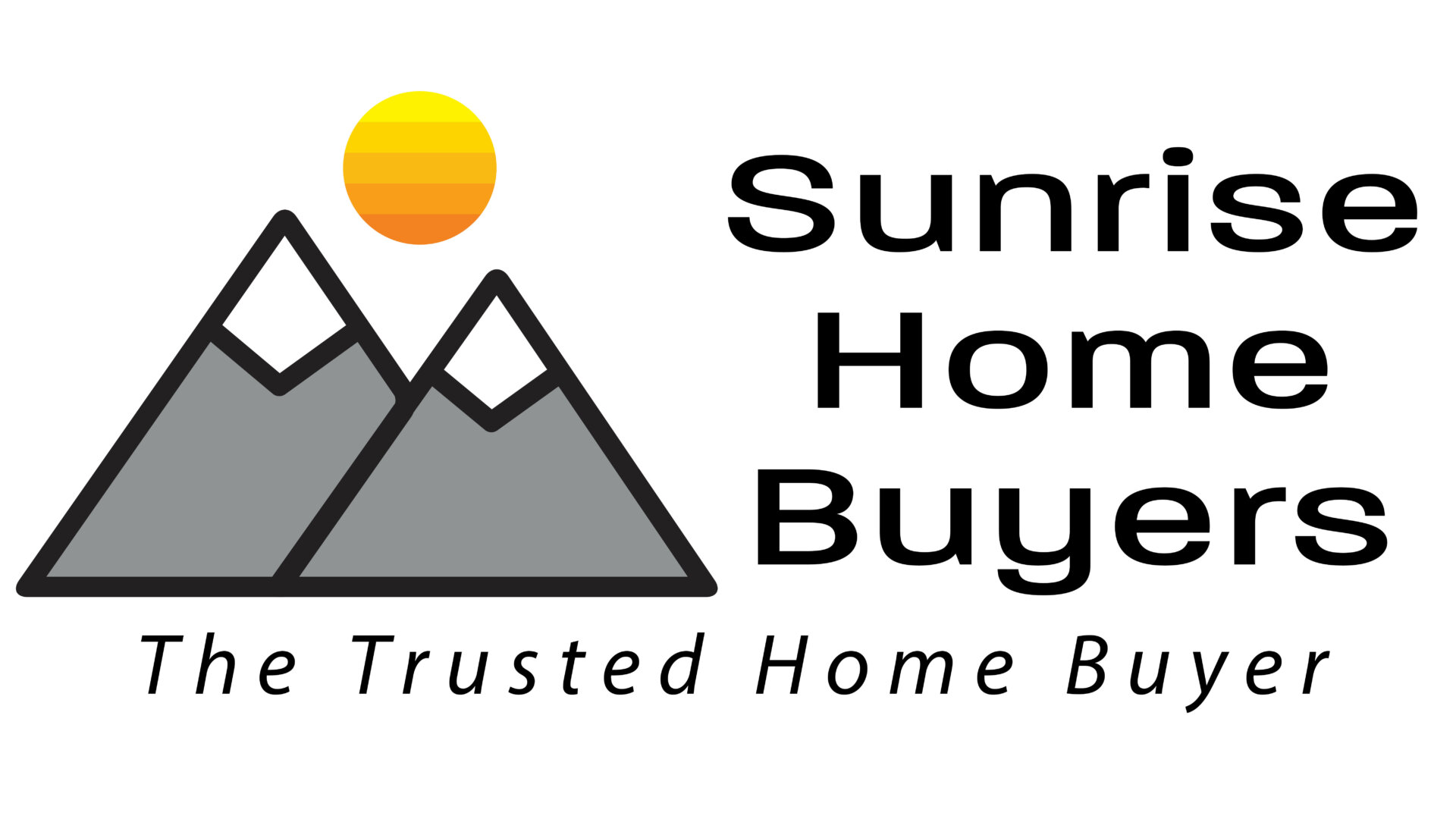 Sunrise Home Buyers logo