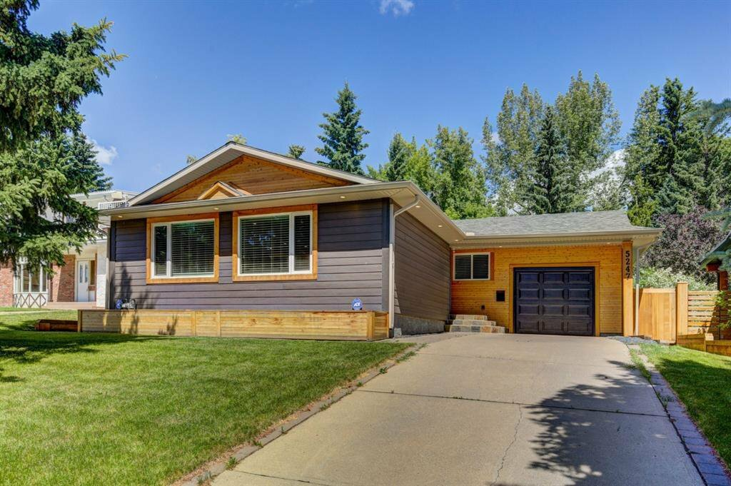 A pretty and renovated edmonton house ready to sell today as is.