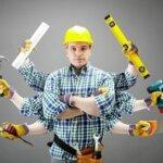 Edmonton handyman completing costly repairs