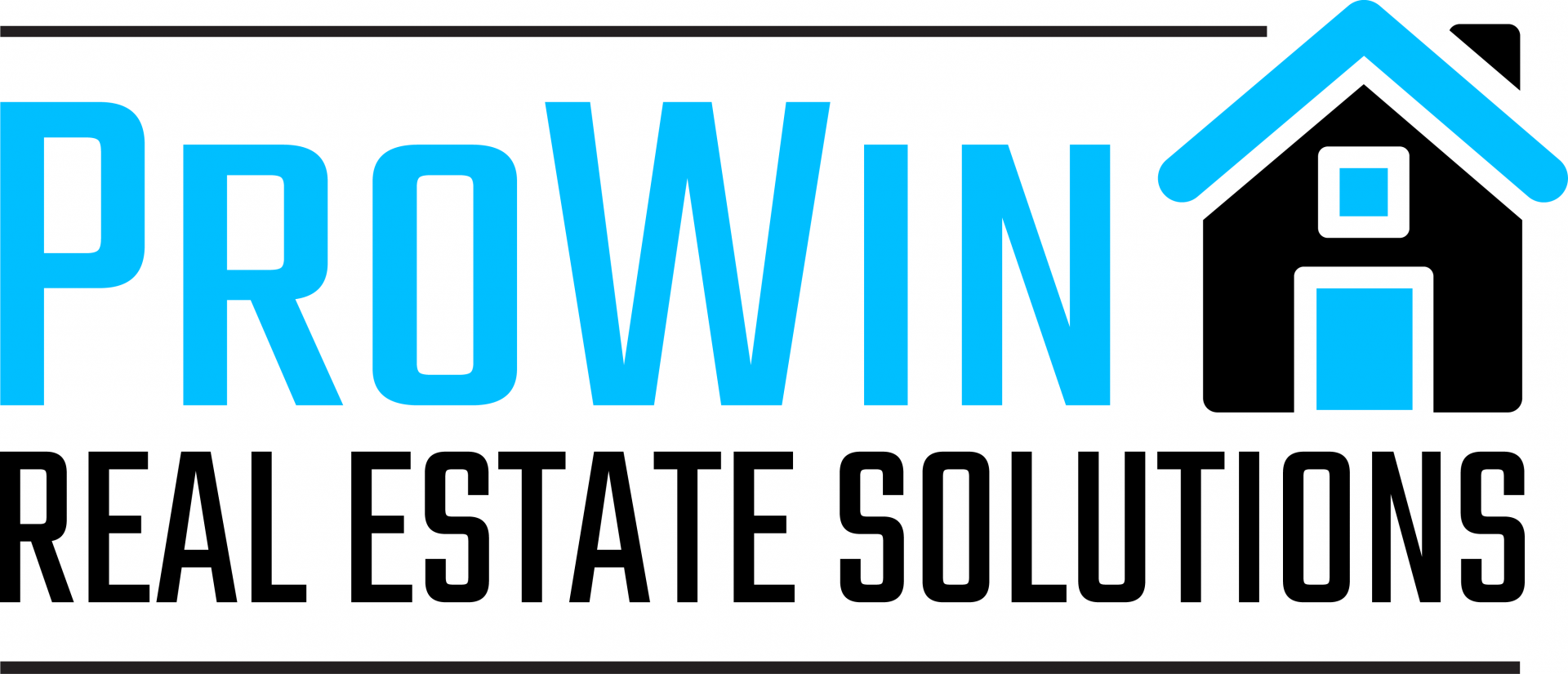 ProWin Real Estate Solutions  logo