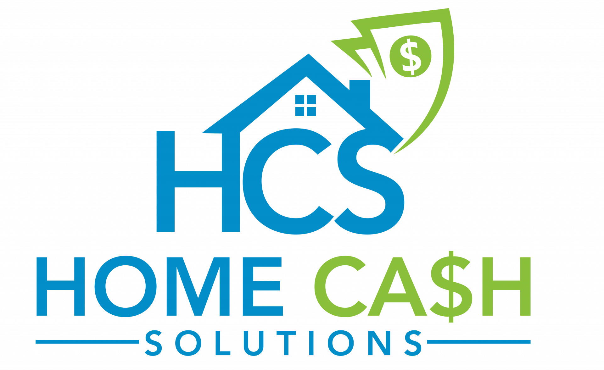 Home Cash Solutions  logo