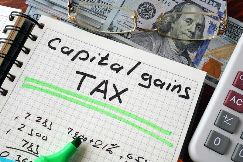 Capital Gains Tax Louisville