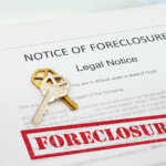 foreclosure notice in Louisville