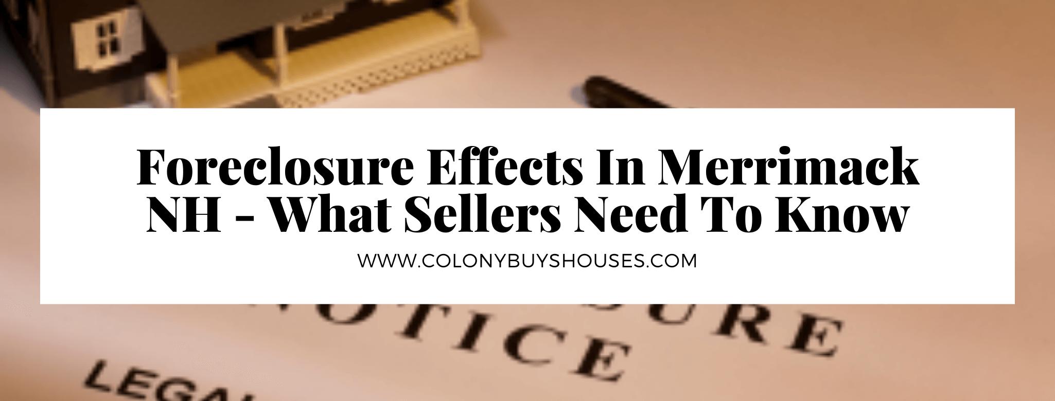 Merrimack NH house buyers