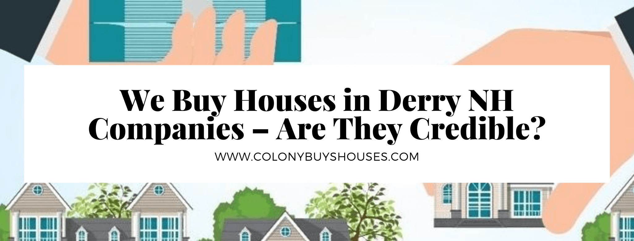 Cash for homes in Derry NH