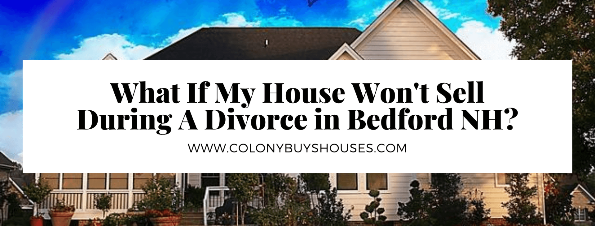sell your home in Bedford NH