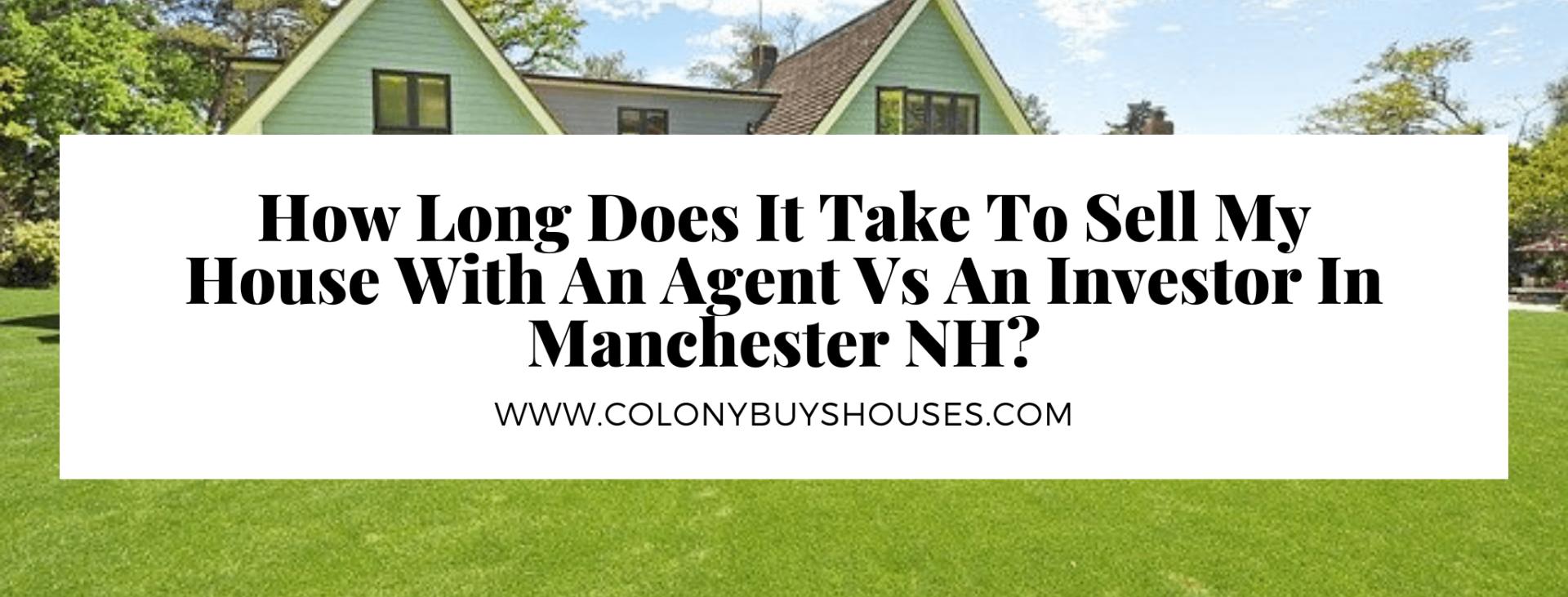 we buy properties in Manchester NH