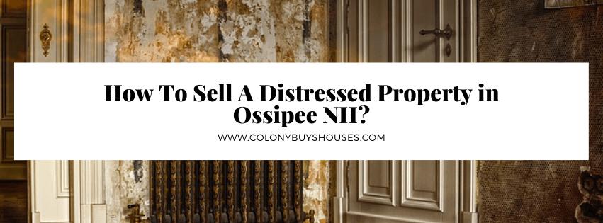 we buy properties in Ossipee NH