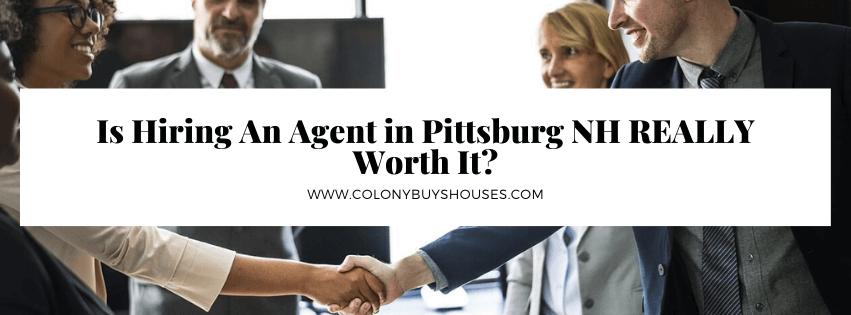 we buy properties in Pittsburg NH