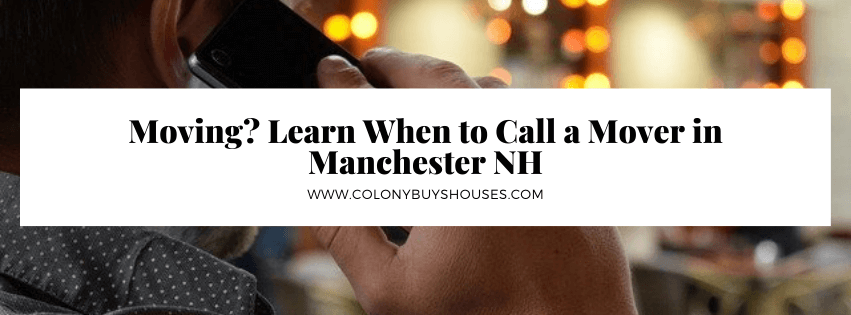 we buy properties in Manchester NH
