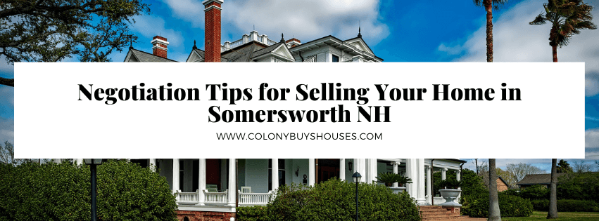 we buy properties in Somersworth NH