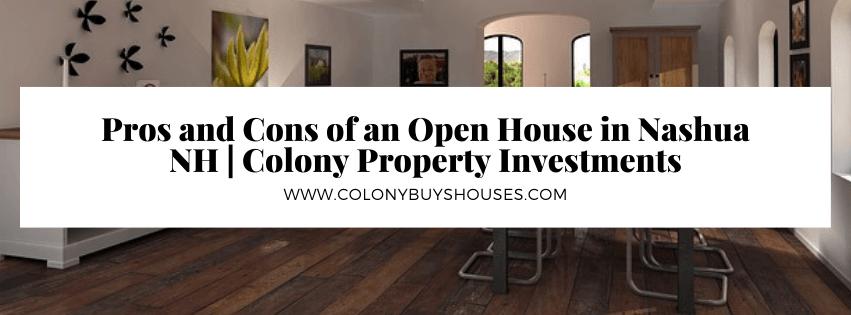 we buy properties in Nashua NH