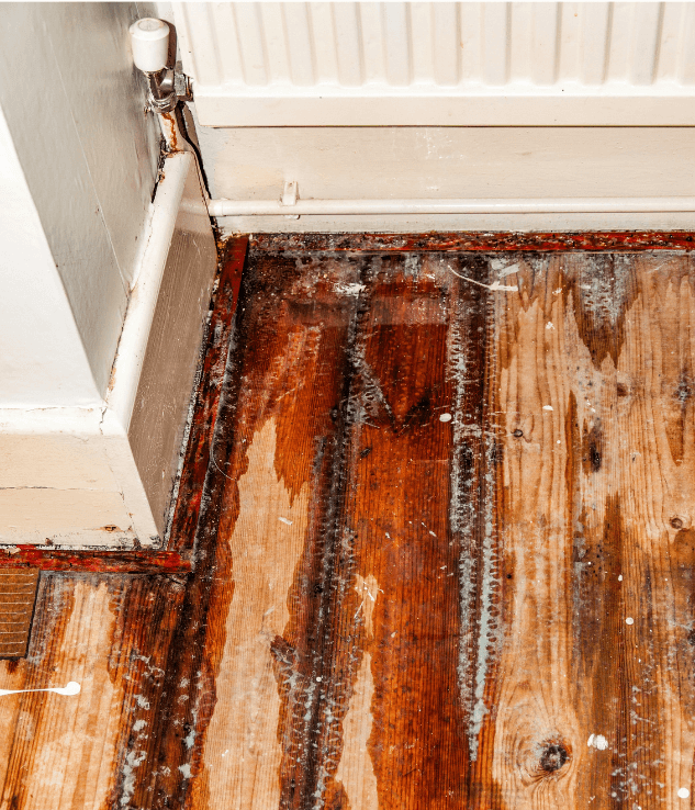 Flooring Water damage