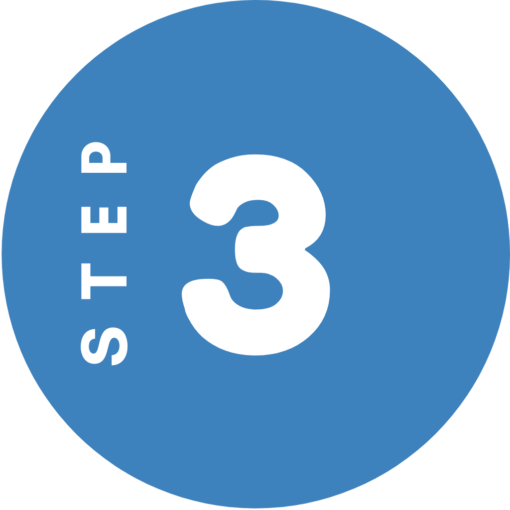 Step 3 Process in selling your home