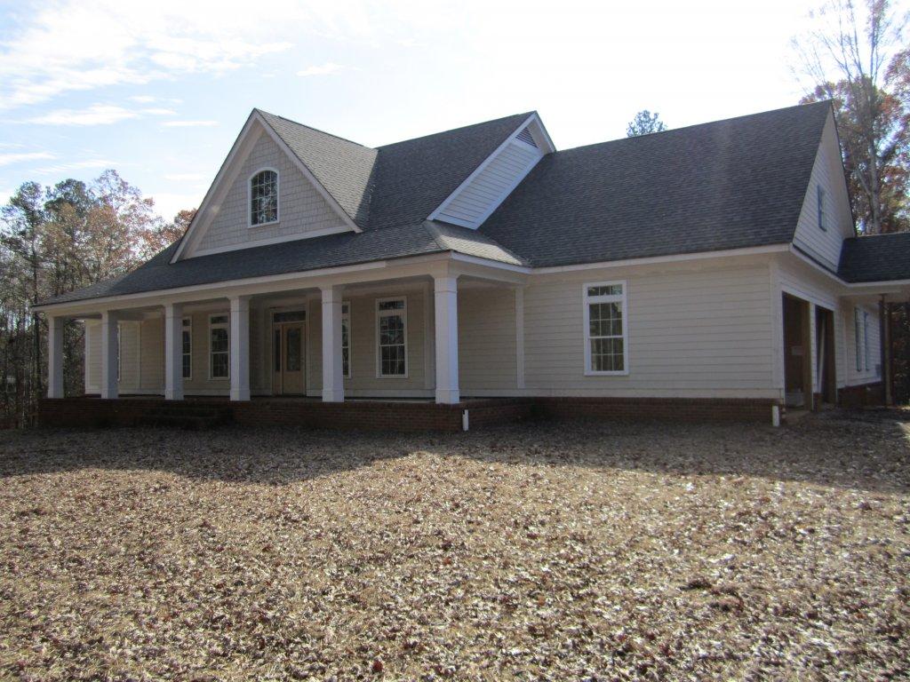 Partially Constructed home in Monroe GA