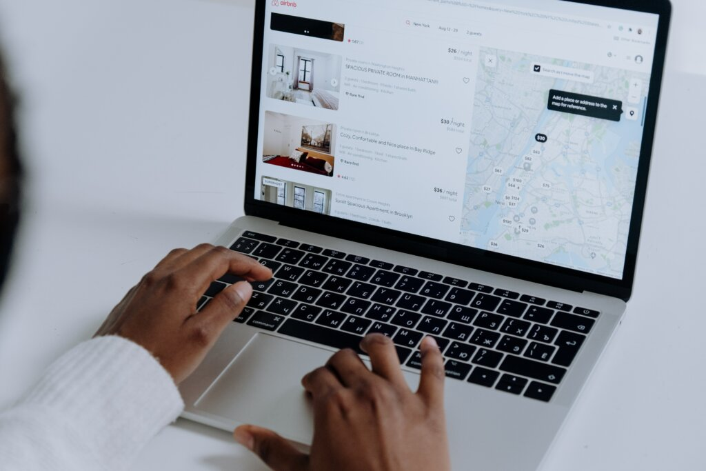real estate online market research