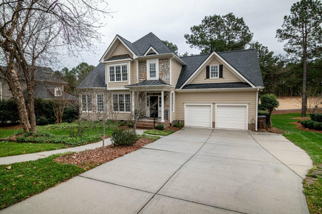 house in Georgia, USA
