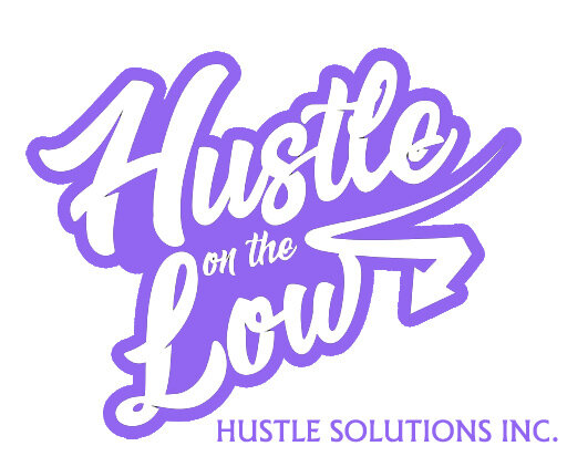 HUSTLE TO SELL logo