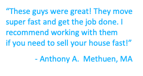 We Buy Houses Here Anthony A. Review